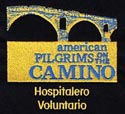 Americans Pilgrims on the Camino Hospitalero logo