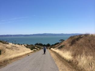 Downhill trek