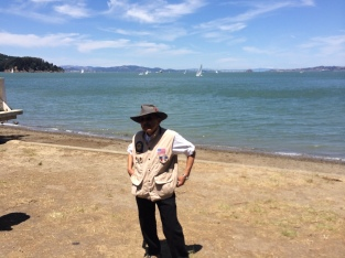 Park Rangers shared stories of Chinese and Japanese immigrants