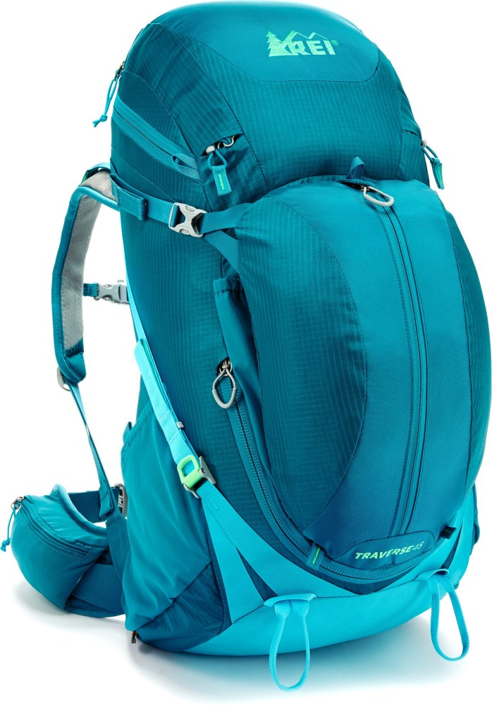 Camino Backpack Gear Review: REI Stoke vs. Traverse (2/3)