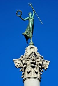 California-San-Francisco-Victory-Dewey-Monument-Union-Square