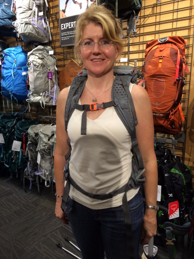 The Quest for a Camino Backpack (3/6)