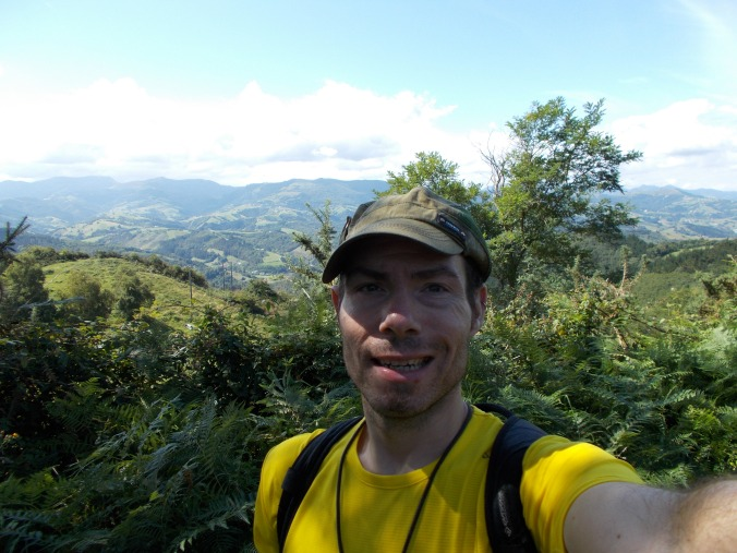 Day 2 Camino de Santiago