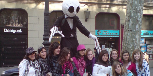 Halloween in Spain