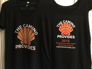 Camino Provides T-Shirts