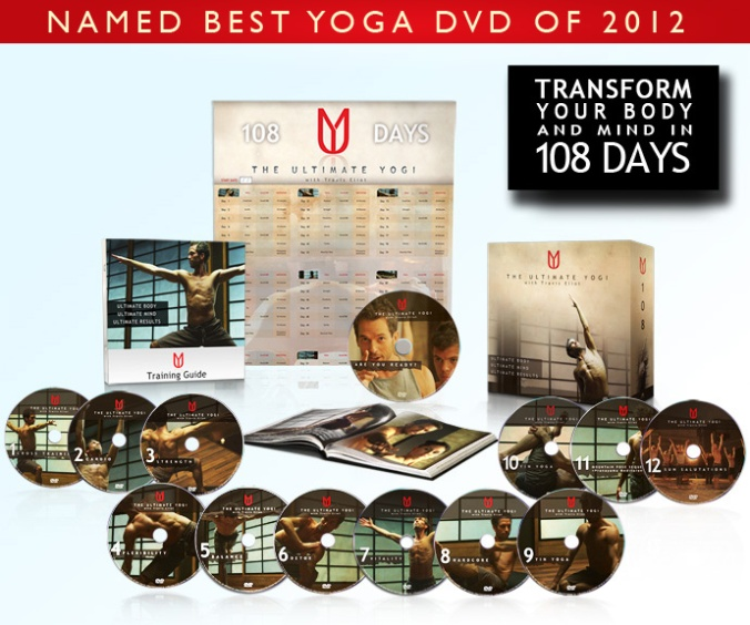 Ultimate Yogi DVD collection