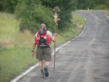 Pilgrim on the Camino
