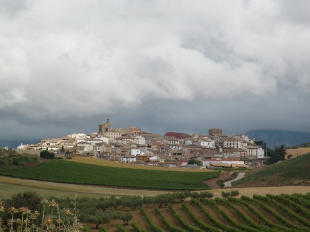 Lovely city of Cirauqui