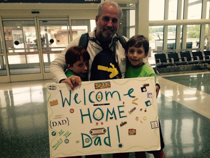 BradWelcomeHome