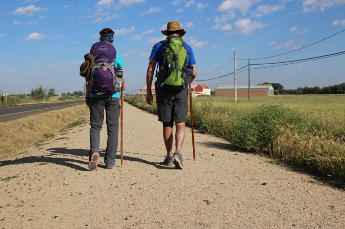 Following the Camino Highway