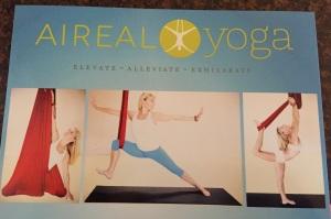 AIReal Yoga Postcard