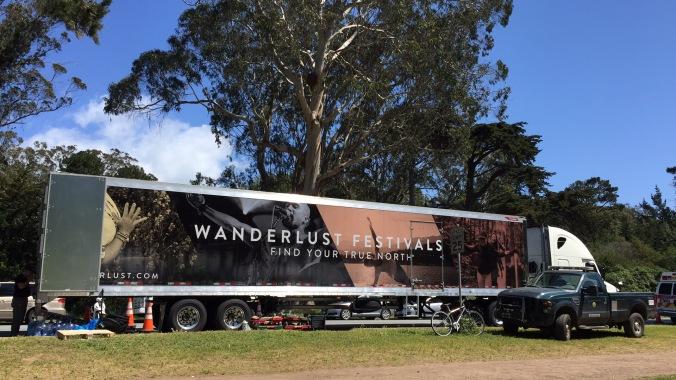 Wanderlust Festivals tour trucks