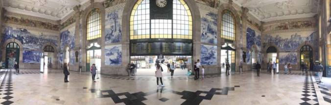 Train Station in Porto