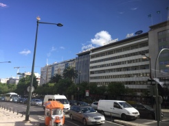 Our hotel Turim is well located on the Avenida de Liberdade,