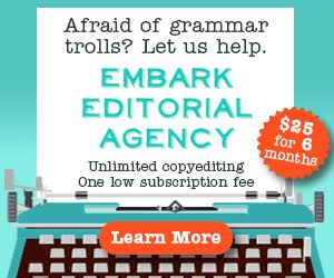 Embark Editorial Agency