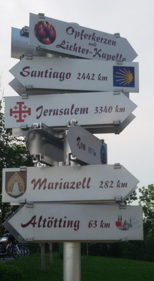RoadSigninSalzburg
