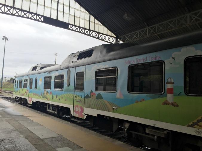 Galicia Tourist Train