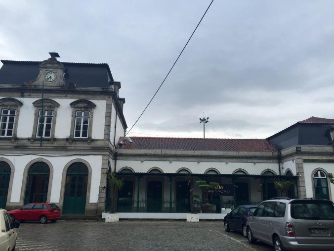 Valença Train Station
