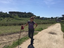 Bonnie, the Camino Angel