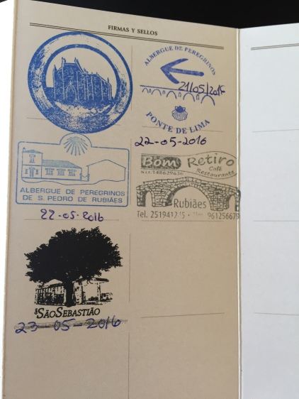 Their stamp