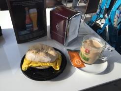Power breakfast!