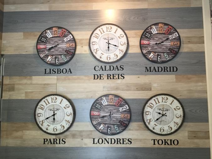 Caldas De Reis Clocks