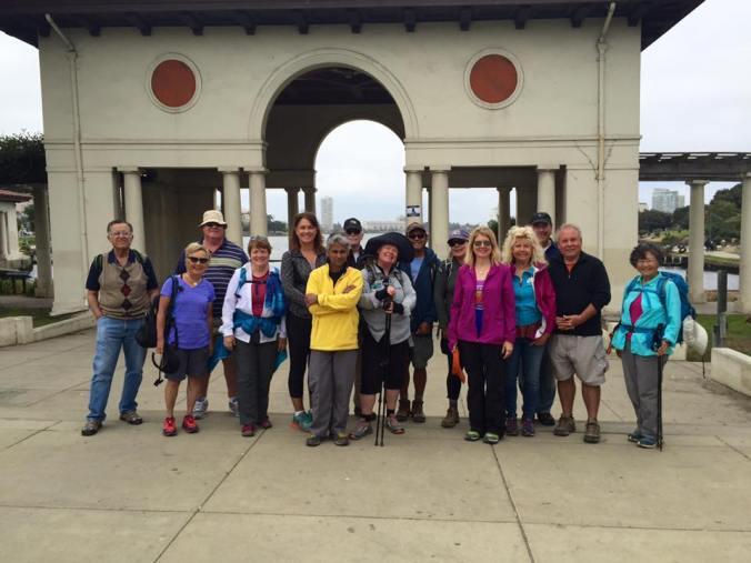 Lake Merritt Walk August 6, 2016