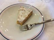 Dessert: Torta de Santiago