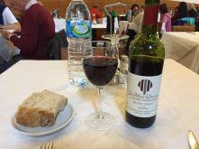 Unlimited vino tinto de la casa