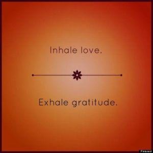 inhaleloveexhalegratitude