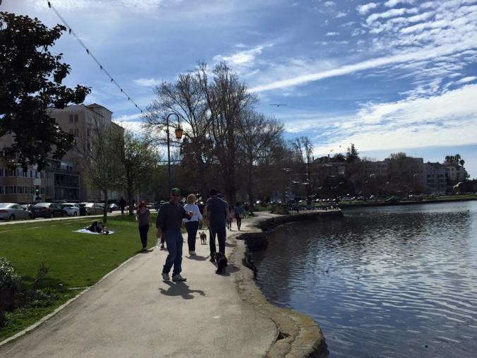 Lake Merritt Walk