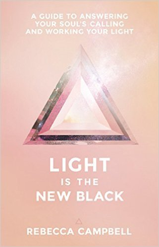 Light Is the New Black is a guidebook for a new breed of women who are here to be bright lights in the world – modern-day lightworkers, who agreed to be here at this time in history. In order to thrive in this new age, everything we do must be an authentic expression of who we truly are. Light Is the New Black will guide you back home to the callings of your soul, so you can light up the world with your presence.
