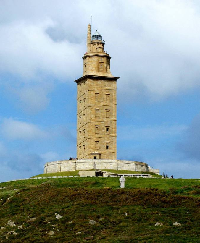 Tower of Hercules (Spain) © Tomás Fano