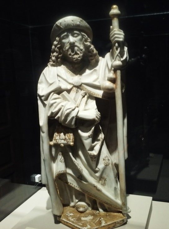 Sculpture of St. James