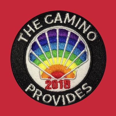The Camino Provides 2018 patch