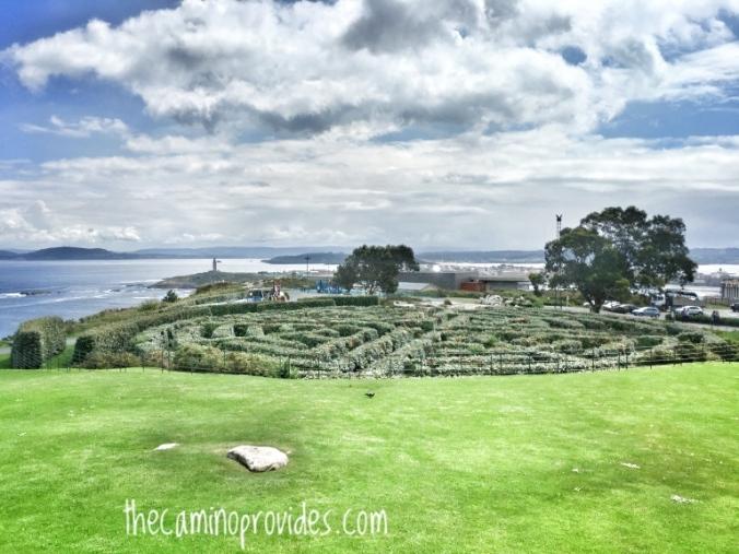 A labyrinth