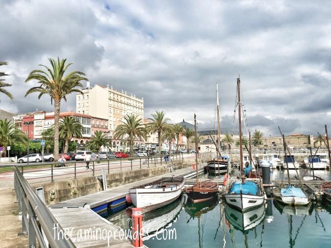 Ferrol Harbor
