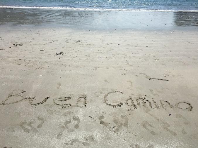 Buen Camino! Playa Magdalena