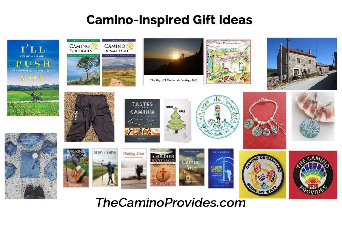 Camino-Inspired Gift Ideas 2017
