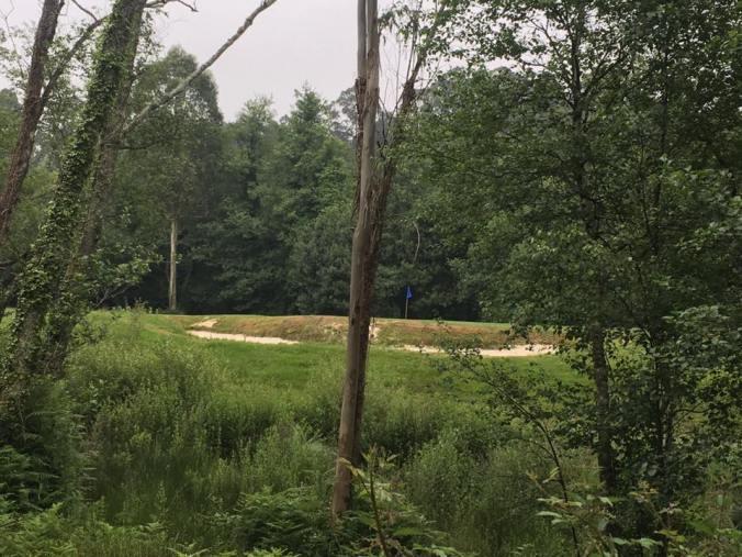 A golf course!