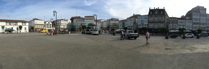 Betanzos Town Square