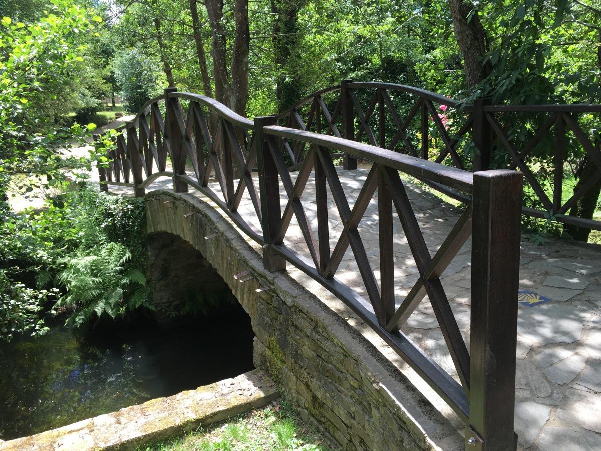 Camino Inglés: Bruma to Sigüeiro