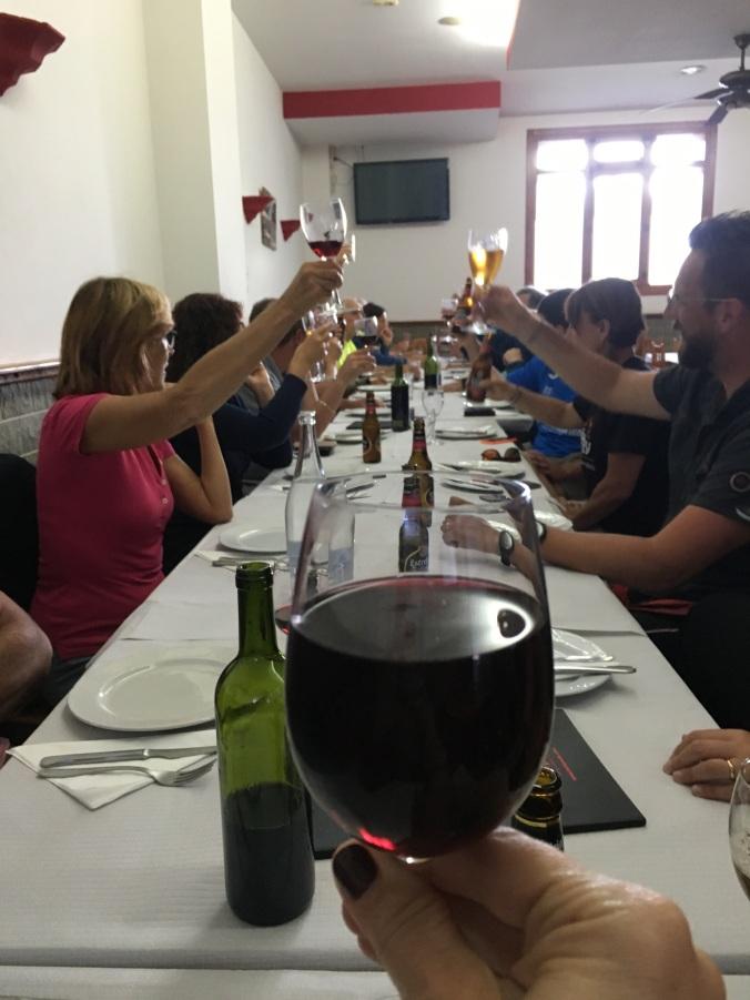 Cin Cin! Cheers! Salud! Slainte!