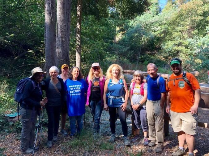 Free Hiking Tour led by Stan Dodson