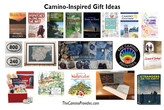 Camino-Inspired Gift Ideas