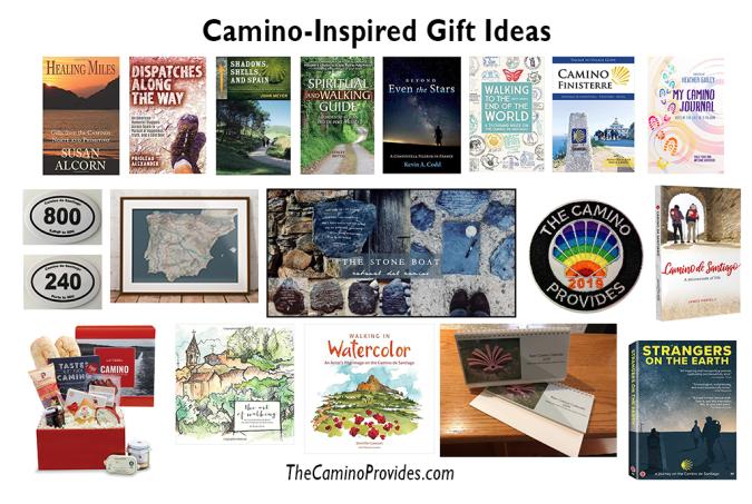 Camino-Inspired Gift Ideas