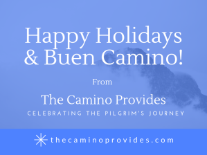 Happy Holidays & Buen Camino