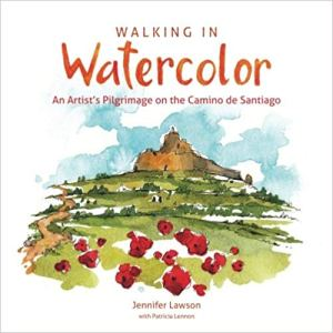 Walking in Watercolor