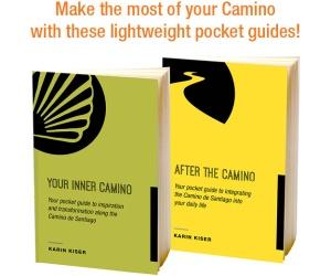 Camino Pocket Guides by Karin Kiser