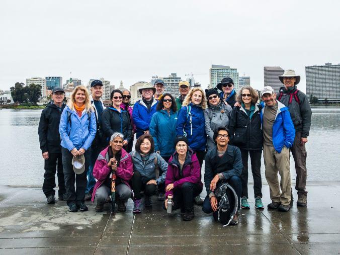 March 2, 2019 Lake Merritt Walk